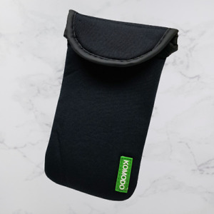 Universal Neoprene Mobile Phone Case Storage Pouch Padded Protection 15 x 7 cm