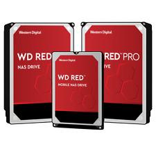"Western Digital Red NAS 4 TB Internal 5400 RPM 3.5"" Hard Drive - WD40EFRX NAS"