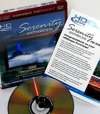 Serenity: Southern Seas HD DVD & DVD NEW! ,Relax, Ocean, Coral Terry Oldfield