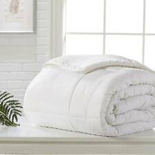 Down Comforter Bed Comfort White King Size Cover Alternative Ultra Soft Premium