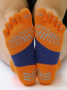 Tabio SPORTS Racing run five fingers (m size) 25-27cm Sports socks JAPAN Made