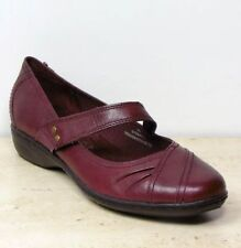 Marks and Spencer 100% Leather Wide (E) Flats for Women