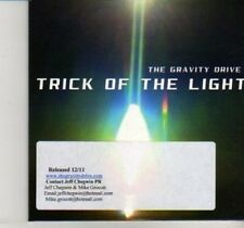 (DI750) The Gravity Drive, Trick of the Light - 2012 DJ CD
