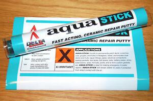 AQUASTICK water leak repair putty Huge 125 gm Hot tubs Sauna Swimming pool