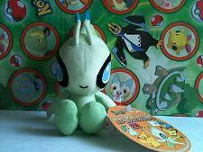 Pokemon Plush Celebi 2001 Banpresto Japan UFO Stuffed doll figure Toy USA Seller