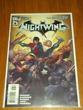 NIGHTWING #6 DC COMICS NEW 52 NM (9.4)