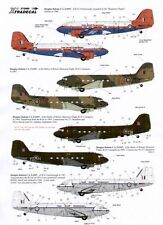 Xtradecal X72084 1/72 Douglas C-47 Dakota the History of ZA947 Model Decals