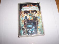 Michael Jackson  - Dangerous - Cassette Album