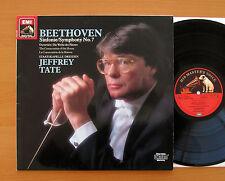 EL 27 0544 1 Beethoven Symphony no. 7 etc Jeffrey Tate 1987 EMI Digital NM/EX