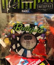 Beetlejuice Photo Frame - Magnet