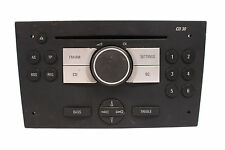 original Opel CD Autoradio CD30 Blaupunkt GM 13190854 Astra H Zafira B ohne Code
