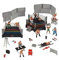 Ultimate 32-Piece Wrestling Playset for Kids | WW