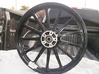 """Harley Dyna Fxdx fxdp fxdxt 19"""" Front 13 Spoke Mag Wheel XL sportster"""