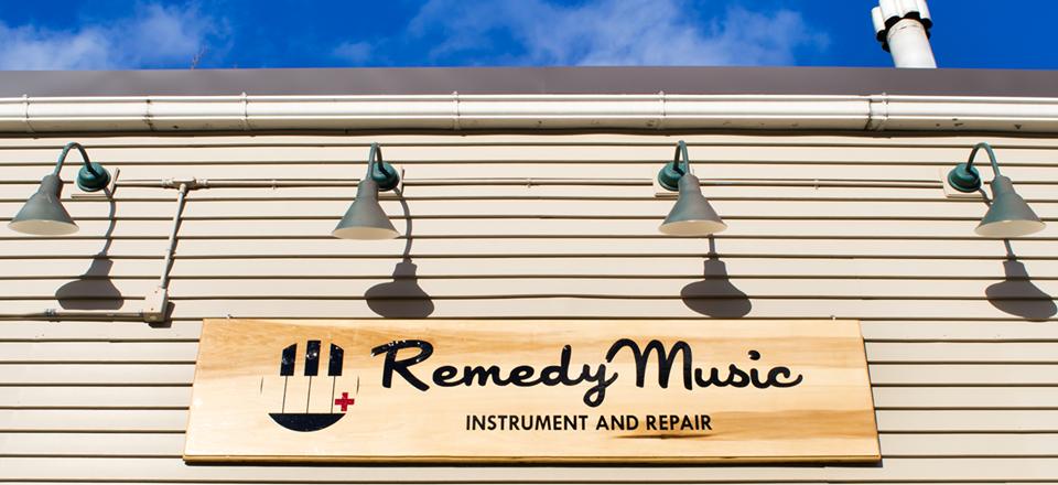 Remedy Music
