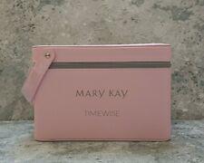 Mary Kay Makeup Case Makeup Cosmetic Organizer Portable Storage Bag Pink