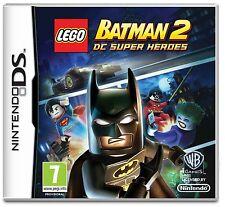Lego Batman 2 DC Super heroes Nintendo NDS DS Lite DSi XL Brand New