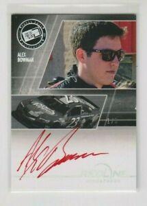2014 Press Pass RedLine Driver  ALEX BOWMAN Hendrick Racing AUTO RC Red Ink 1/5