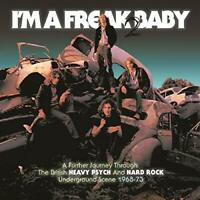 IM A FREAK 2 BABY ' A FURTHER - VARIOUS ARTISTS [CD]