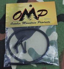 "Omp Tru Turn Peep Sight 3/16"" Archery Brand New Usa quality - perfect alignment!"