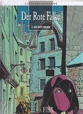 Der Rote Falke Hardcover Comic Nr. 1 - 10 zur Auswahl Finix / Kult Editionen