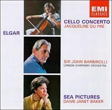 Elgar: Cello Concerto / Sea Pictures