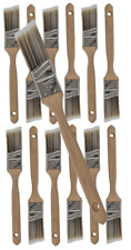 """1-1/2"""" Angle House Wall,Trim Paint Brush Set Home Exterior or Interior Brushes"""
