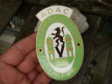 ADAC-AUTOMOBILE CLUB Uslar-PLACCA BADGE EMBLEMA