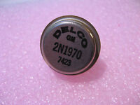 2N1970 GM DELCO Germanium PNP High Power Transistor TO-36 - NOS Qty 1