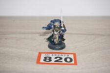 Warhammer 40k Dark Angels Librarian Turmiel LOT 820