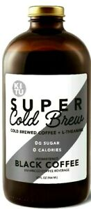 Kitu Cold Brew Super Black Coffee 32 oz