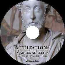 The Meditations of Marcus Aurelius - Unabridged MP3 CD Audiobook in paper sleeve
