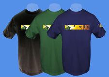 Männer Herren T-Shirt Fuck You Granate move2be L grün schwarz navy blau