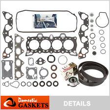 88-95 Honda Civic CRX 1.5L SOHC Timing Belt Kit+Head Gasket Set D15B7 D15B2