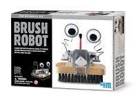 Toysmith 4M Brush Robot 4574