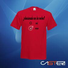 Camiseta obsesionado coche racing rally gti motor turbo gt drift ENVIO 24/48h