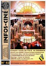 INFOS-CINÉ n°62 (2005) Proj. ELMO & EIKI