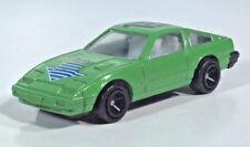 "Nissan 300 ZX Turbo 2.75"" Diecast Scale Model Race Rally Car 13 Green"
