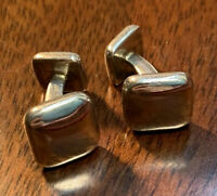 Vintage Sterling Silver Tiffany & Co. 1999 Cuff Links
