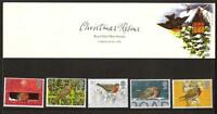GB Presentation Pack 262 1995 Christmas Robins Stamp Set 10% OFF ANY 5+