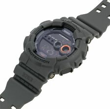 Casio G-Shock Men's Green Resin Strap Digital Watch