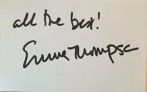Autograph of Emma Thompson (Harry Potter)