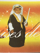 ensemble bapteme fete  tenue circoncision Saoudien  enfant 4 ans