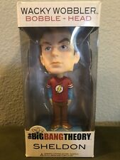 NIB Funko Big Bang Theory Sheldon Wacky Wobbler
