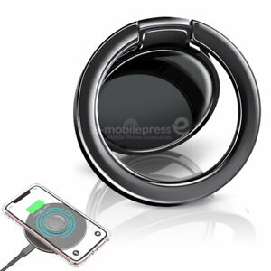 Rotating Finger Ring Stand Holder For Cell Phone iPhone Galaxy Low Profit