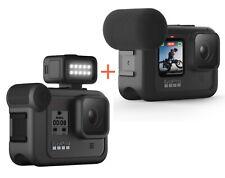 Hero 9 GoPro Media MOD + GoPro Light MOD