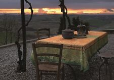 Tischdecken mit Paisleymuster aus 100% Baumwolle
