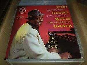 Count Basie - Sing along with Basie ( Vinyl )
