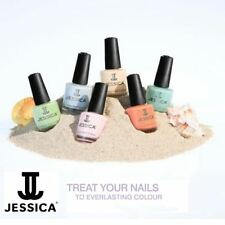 Jessica Custom Nail Colour Nail Polish Varnish Various Colours 14.8ml