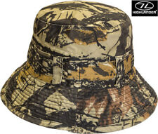 Highlander Mens Reversible Camouflage Cotton Hunting Bush Hat 5034358036232 L (58-59 Cm) Large