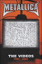 METALLICA - THE VIDEOS DVD ~ GREATEST HITS / BEST OF ~ JAMES HETFIELD *NEW*